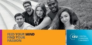 Apply for Open Society Foundations Graduate Scholarships at Central European University 2019/2020